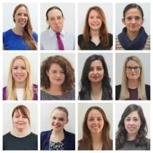 Surrey Translation Bureau Project Management team