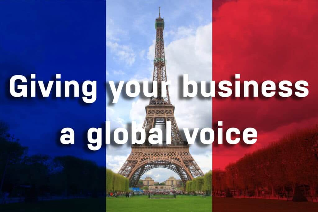 French to English translation service